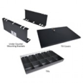 1 REPLACEMENT BOX FOR 20 X 20- SIZE CASH DRAWER