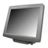 1247L REAR MOUNT, INTELLITOUCH SERIAL/USB, GRAY BEZEL, ROHS